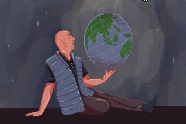 অ্যামাজন : বিশ্ব বাণিজ্যের নতুন মহাজন